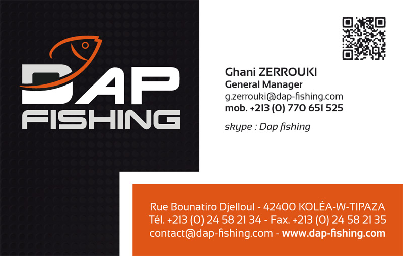 Dap Fishing